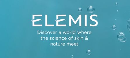 ELEMIS,  Discover a world where the science of skin & nature meet