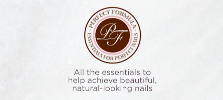 Perfect Formula,  All the essentials to help achieve beautiful, natural-looking nails