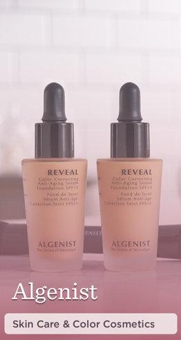 Algenist  Skin Care & Color Cosmetics