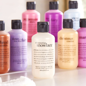 3-in-1 shower gel gifts