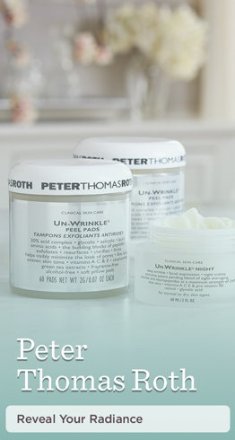 Peter Thomas Roth. Reveal Your Radiance