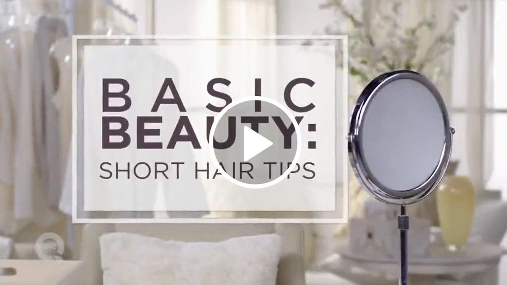 Short Hair Tips