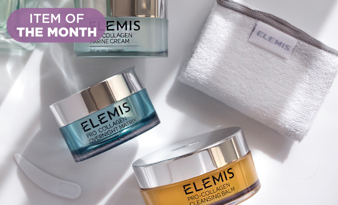 Skin-Care Offers  Item of the Month