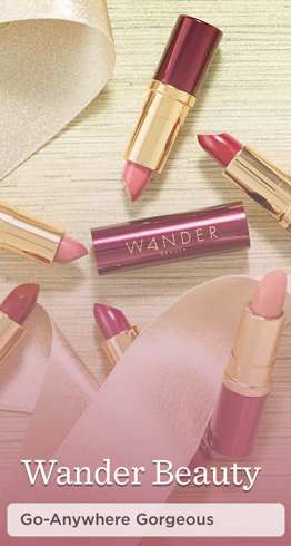 Wander Beauty  Go-Anywhere Gorgeous