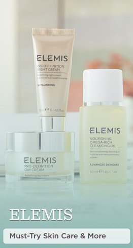 ELEMIS  Must-Try Skin Care & More