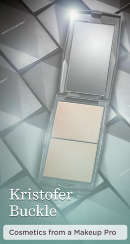 Kristofer Buckle Cosmetics from a Makeup Pro