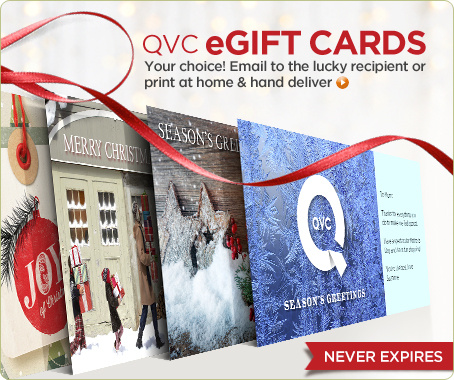 QVC eGift Card
