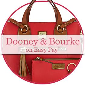 Dooney & Bourke on Easy Pay®