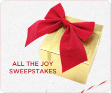 All the Joy Sweepstakes
