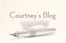 Courtney Cason's Blog