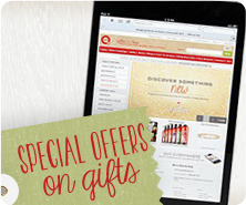 Special Offers on Gifts