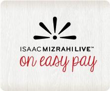 Isaac Mizrahi Live!(TM) on Easy Pay