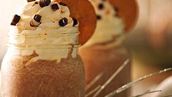 Chocolate Snickerdoodle Milk Shake