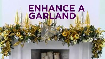 Enhance a Garland