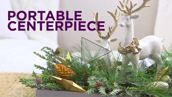 Portable Centerpiece
