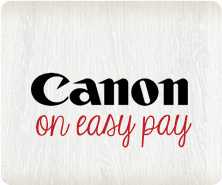 Canon on Easy Pay