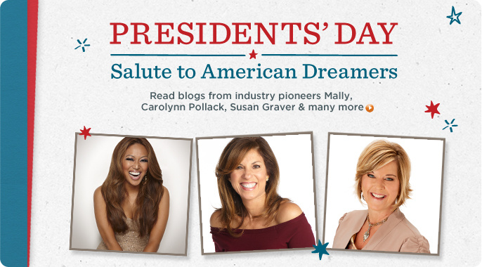 Presidents' Day - Salute to American Dreamers