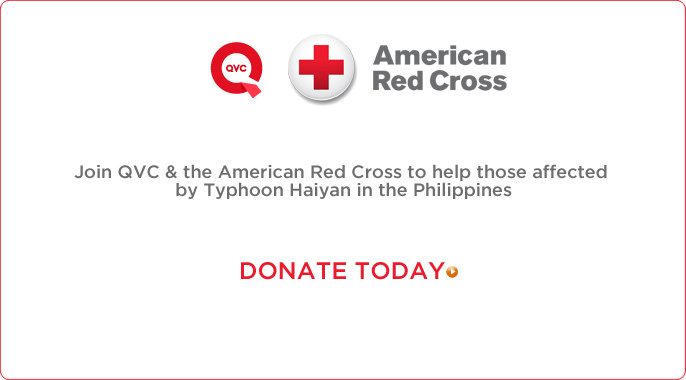 American Red Cross & QVC