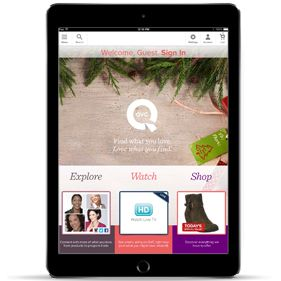 QVC for iPad® App