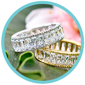 Select Designer Jewelry on Easy Pay