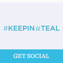 #KeepinItTeal