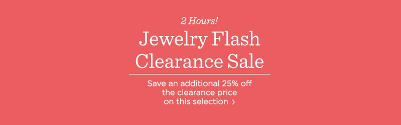 Flash Sales Event