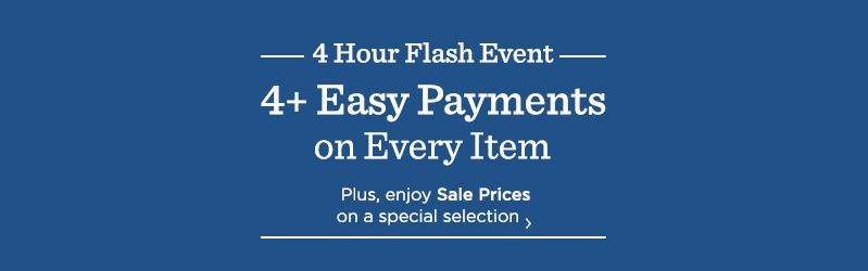 Flash Easy Pay® Event