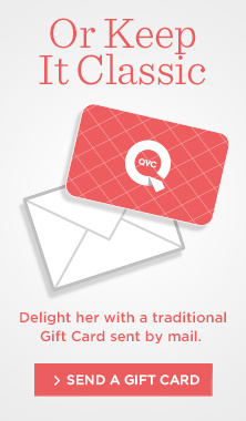 QVC Traditional Gift Card