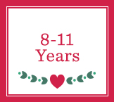 8-11 Years