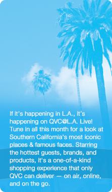 QVC@L.A.LIVE