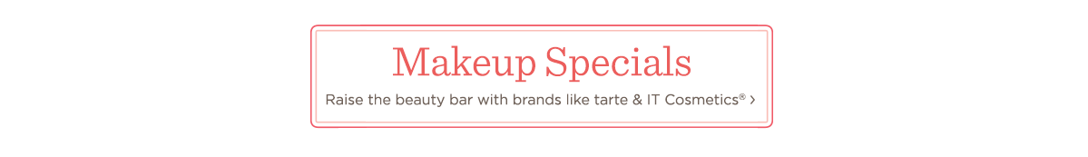 Special Makeup Offers