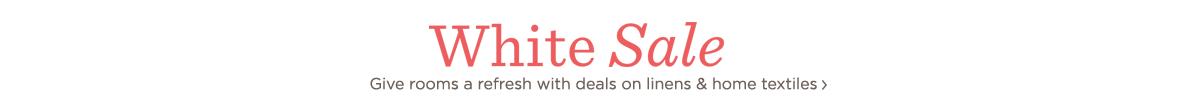 White Sale