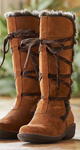 The Winter Boot
