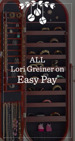 ALL Lori Greiner on Easy Pay®