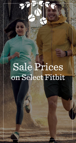 Sale Prices on Select Fitbit