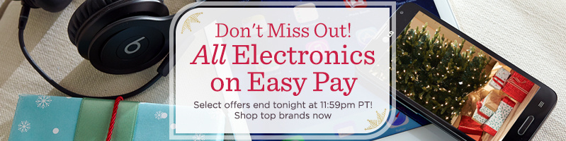 All Electronics on Easy Pay