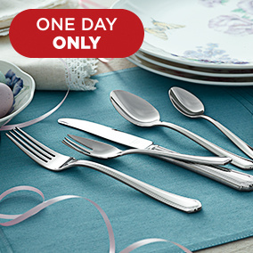 Lenox 80-Piece Flatware Set