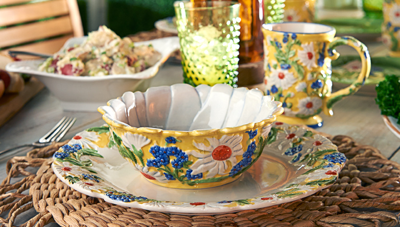 Spring Entertaining on Easy Pay