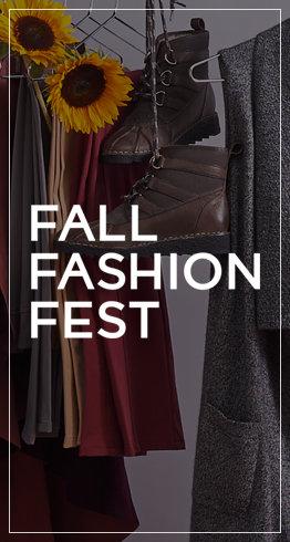 Fall Fashion Fest