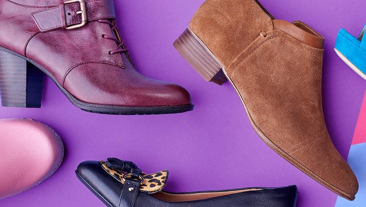 "QVC Presents ""FFANY Shoes on Sale"""