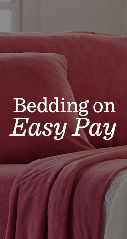 Bedding on Easy Pay