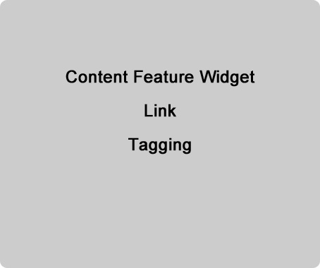 Content Feature, Link, Tag