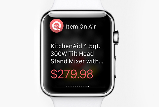 QVC for Apple Watch® App
