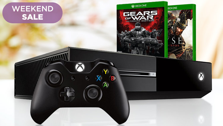 Xbox One Bundle: Lowest Price Ever on QVC
