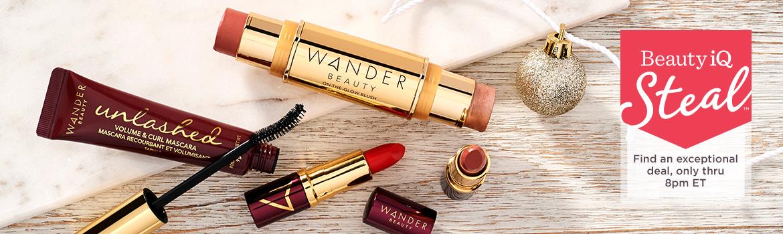 Beauty iQ Steal™  Wander Beauty Joyride Collection