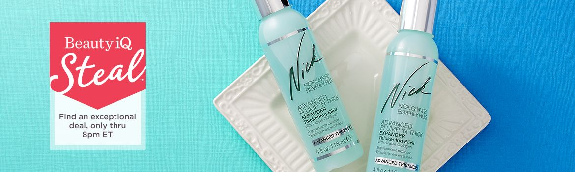 Beauty iQ Steal™ Find an exceptional deal, only thru 8pm ET Fizz & Bubble Bath Fizzy Truffle Trio