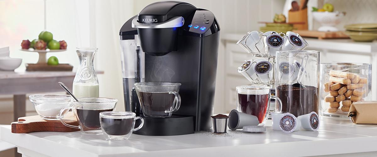 Qvc Keurig K45 Coffee Maker With My K Cup 48 Packs Water Filters