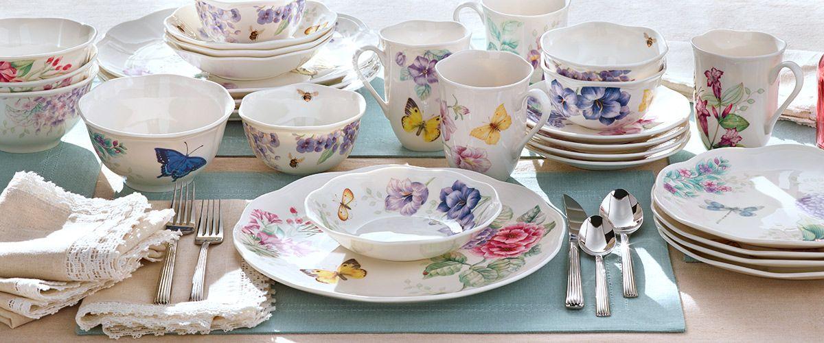 //.qvc.com/Lenox-Butterfly-Meadow-28-piece-Porcelain-Dinnerware-Set.product.H207457.html?scu003dTSVu0026UDCu003dTSVu0026MSGu003dTSV_OTO_INSTOCK $169.95 & QVC) Lenox Butterfly Meadow 28-piece Porcelain Dinnerware Set ...