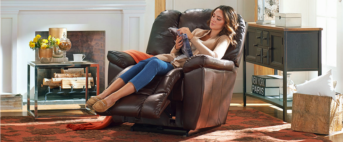 La-Z-Boy Maverick Oversized Rocker Recliner