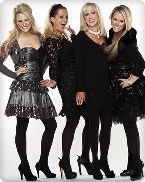 Kathy, Kalina, Laurissa & Catherine Gendel